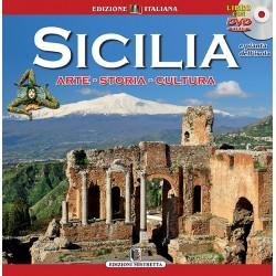 Sicilia Arte e Stroria con DVD